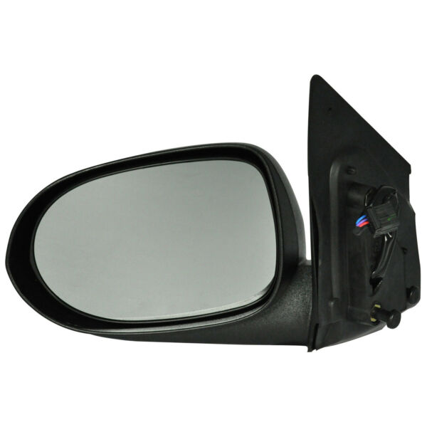 2007-2012 Dodge Caliber Driver Side Powered Mirror Assembly