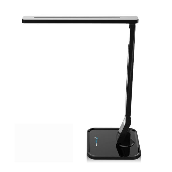 Fugetek Open Box LED Table Desk Lamp 5-Level Brightness Touch Control Panel