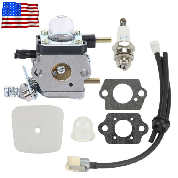 Carburetor Kit For Echo Mantis Tiller 7222 7222E 7222M 7225 7230 7240 7920 7924 $11.19