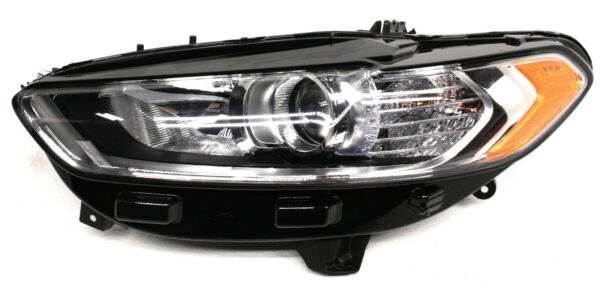OEM Ford Fusion Left Driver Side Headlamp DS7Z13008B - 1 Tab Missing