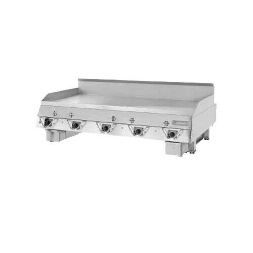 Garland CG-72F Master Countertop Gas Thermostatic Griddle 72