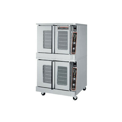 Garland MCO-GS-20 Master Series Double-Deck Gas Convection Oven