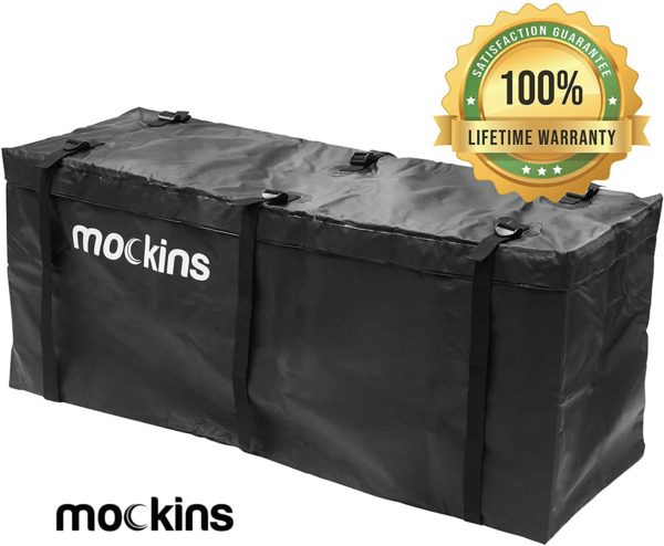 Mockins Waterproof Cargo Carrier Bag The Hitch Rack Cargo Bag is Made from ... $91.35