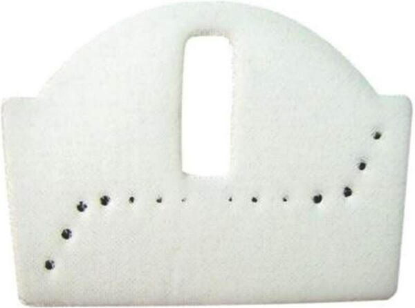 Wagner DeckMate Replacement Pad #284068No 284068  Wagner Spray Tech