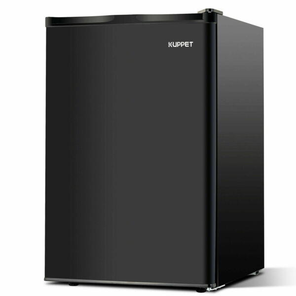 4.6 Cuft Mini Fridge Compact Refrigerator Bottom Freezer Freestanding Home Dorm