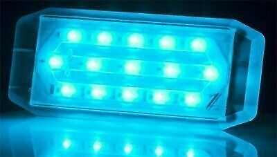 Macris MIU15V6-GRN Underwater LED Light - Winter Green 10-30V