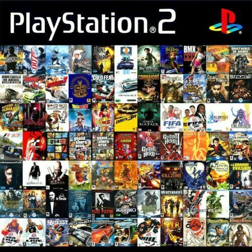 Playstation 2 PS2 Games