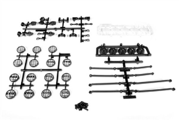 Axial Universal 5 Bucket Light Bar Set AX30709 $24.99
