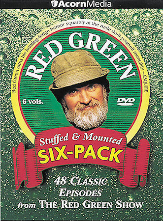 Red Green - Stuffed and Mounted Six-Pack (DVD 2003 6-Disc Set)