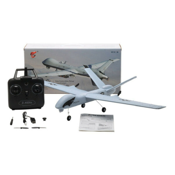 Z51 660mm Wingspan 2CH EPP Glider RC Airplane Remote Control Fixed Wing Plane
