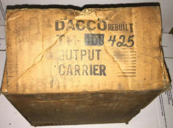 Dacco Rebuilt GM TH-425 Transmission Output Carrier