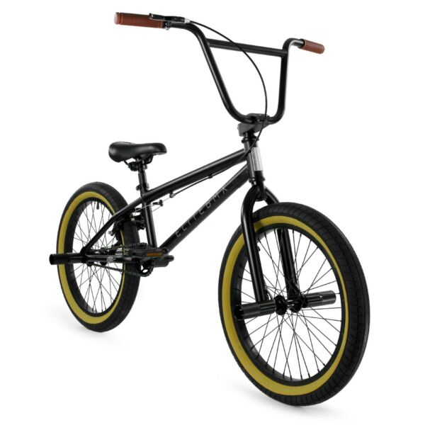 Elite BMX 20quot; Bike Stealth Freestyle Gunmetal NEW 2020 $249.00