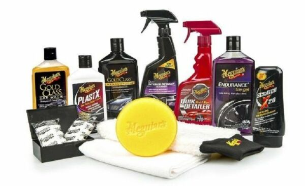 Car Detailing Products Supplies Equipment Spray Maguires Care Kit Interior Clean