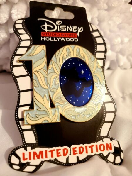Disney Tiana 10th Anniversary LE 200 DSF DSSH Princess and the Frog Surprise Pin