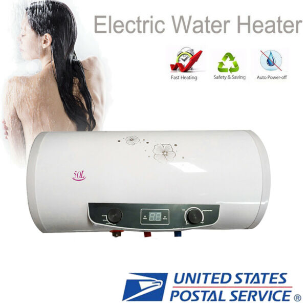 NEW Electric Instant Hot Water Heater Electric Tank House Shower 110v Stylish US $124.00