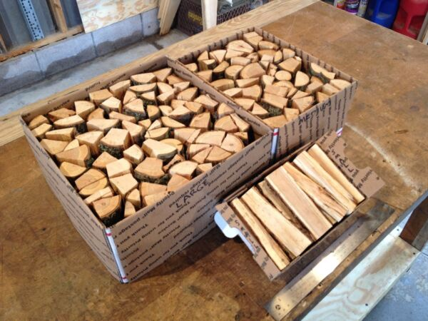 Apple Barbecue or Smoking Wood