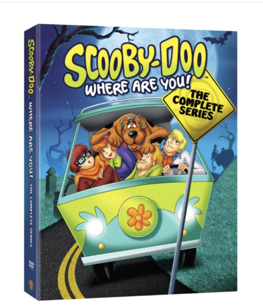 SCOOBY DOO WHERE ARE YOU COMPLETE SERIES DVD 7 Disc Set $21.89
