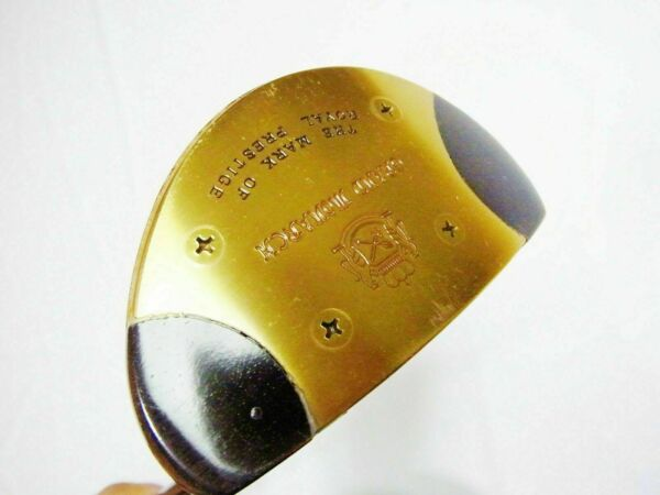 PERSIMMON PREMIUM MODEL MIZUNO GRAND MONARCH STEEL SHAFT 34INCH PUTTER 4188