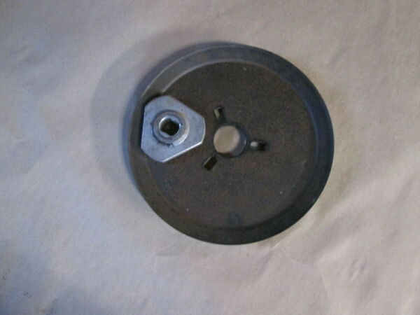 Auger Pulley 756-04109 & Adapter 748-04053A ( MTD  Craftsman ) Fits 150+ Models