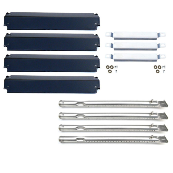 Replacement Parts Kit for Charbroil Commercial Series 4 Gas Grill Burner