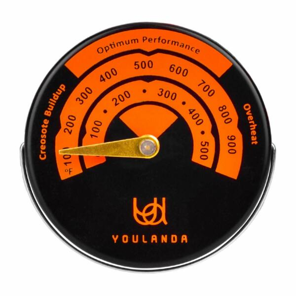 Wood Stove ThermometerStove Meter Thermometer For Wood Burning Stoves TopFlues $20.49