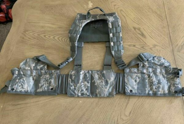 GCS GEN3 Hgear U.S. ABU Tactical Fighting Load Carrier System Rifleman Harness $50.00