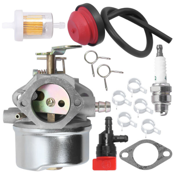 Carburetor 640054 for Tecumseh HMSK80 HMSK85 HMSK90 Snow Blower Thrower 640052