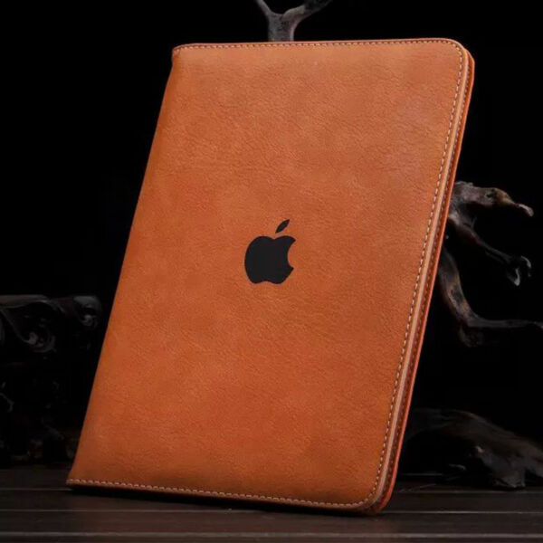 Luxury For iPad 2 3 4 5 6 Air Mini Pro PU Leather Wallet Smart Stand Case Cover $9.99