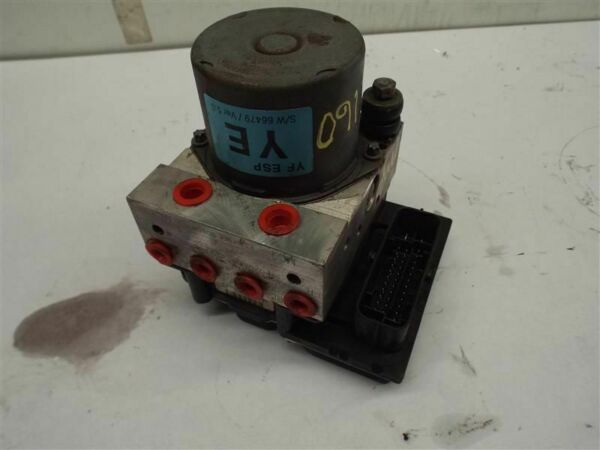 Anti-Lock Brake Part Modulator Assembly VIN C Fits 11-13 SONATA 195411