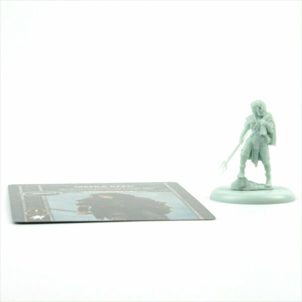 A Song of Ice amp; Fire Stark Heroes II Meera Reed Single Damp;D DND Miniatures THG $7.99