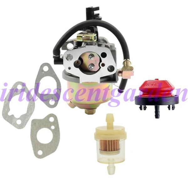 Carburetor For Cub Cadet 524SWE 31AM53TR756 2X 24quot; 208cc Two Stage Snow Blower