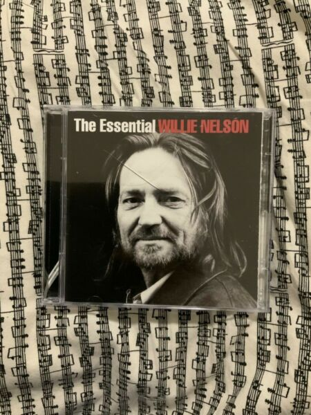 CD Collection Willie Nelson Joan Sutherland Frank Sinatra opera classical