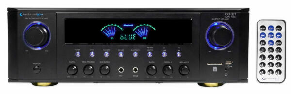 Technical Pro RX45BT 5.2 Channel Home Theater Receiver with Bluetooth $129.00