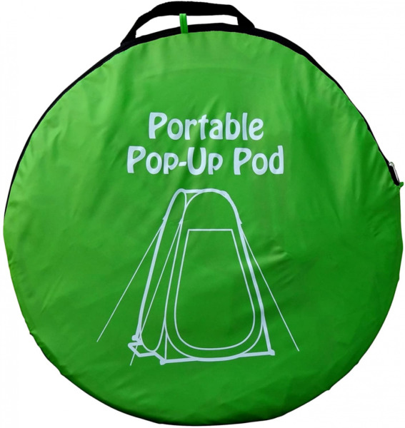 Pop Up Pod Changing Room Privacy Tent Instant Portable Outdoor Shower Camp Tent $27.99