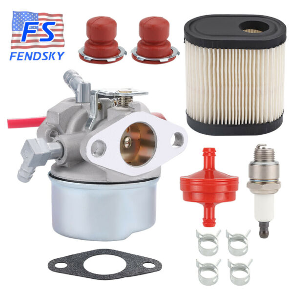 Carburetor KIT For TORO 6.5HP GTS RECYCLER LAWNMOWER Carb TECUMSEH 640350 TUNEUP $13.80
