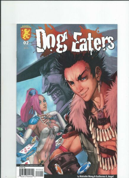 Dabel Brothers Comics Dog Eaters 3 NM M 2008 $5.95