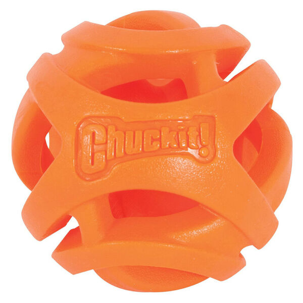 New Chuckit!-Breathe Right Fetch Aerodynamic Ball-Dog Toys Compatible Launchers $12.18