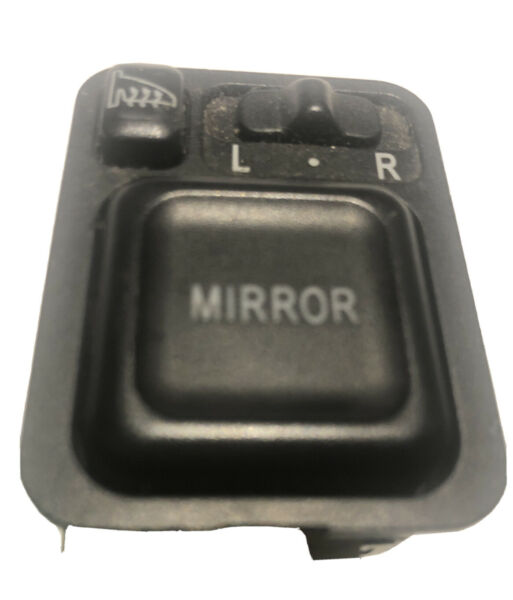 JDM HONDA adjustment side mirror switch with retract and defrost switch