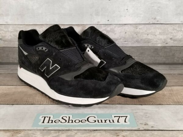 New Balance 998 Pony Hair Running Shoes Men's Size 10.5 Made in USA M998TCB