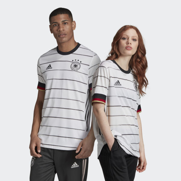 adidas Germany Authentic Home Jersey Men's