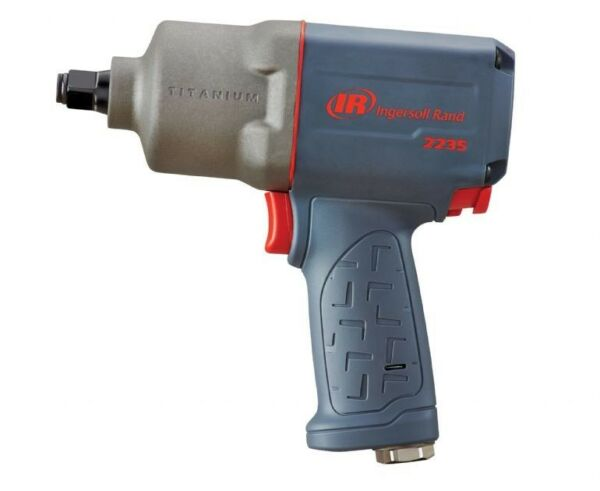 Ingersoll Rand 2235TiMAX NEW 1 2quot; Titanium Impact Wrench IR2235TiMAX $279.95