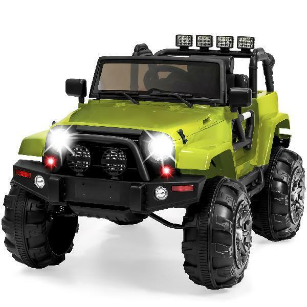 Kids Ride On Toy Car 12 Volt Battery Powered Remote Control Electric Power Jeep $414.99
