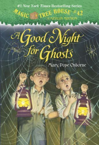 A Good Night for Ghosts [ Osborne Mary Pope ] Used - VeryGood