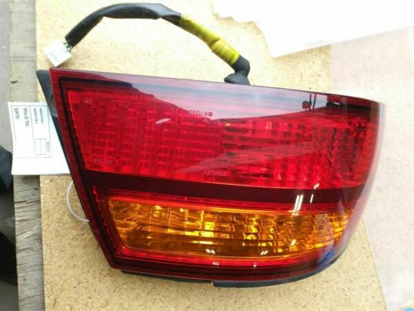 Driver Left Tail Light Quarter Panel Mounted Fits 98-99 AVALON 169582