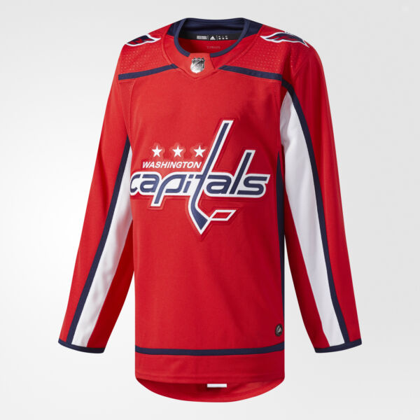 adidas Capitals Home Authentic Pro Jersey Men's