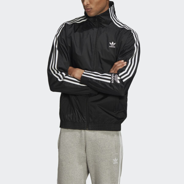 adidas Originals Track Jacket Men#x27;s $31.99