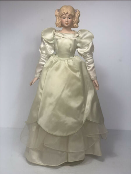 Little Women Collectible Dolls Vintage 18""