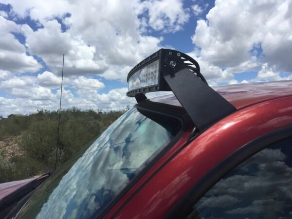 For 95 04 TOYOTA Tacoma 42quot;inch Straight Curved LED Light Bar Roof Mount Bracket $19.00