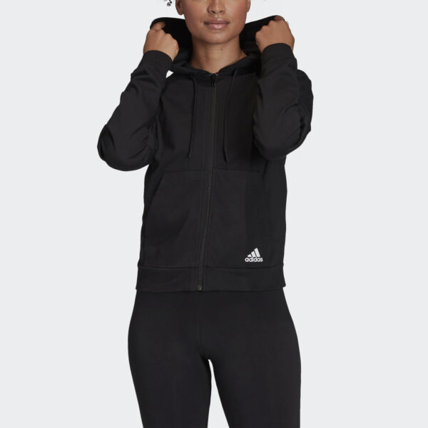 adidas Must Haves Stacked Logo Hoodie Women#x27;s