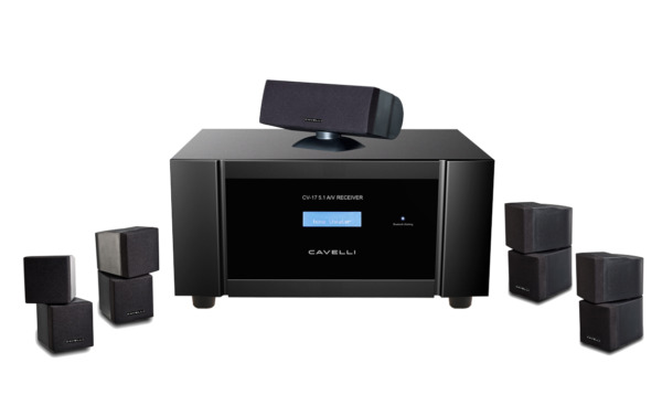 New Cavelli 5.1 Home Theater 1500W System CV-19